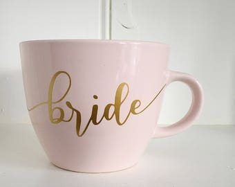 Bride Mug - Bridal Shower Gift - Future Mrs Mug - Bridal Mug - Gift for Bride - Bridal Shower Mug - Wedding Gift - Bridal Gift - Mug