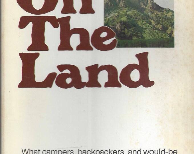 Living Off the Land by Gary Brandner (Hardcover)