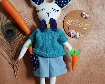 Archie Bunny Doll