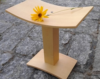 Wooden stool AILE