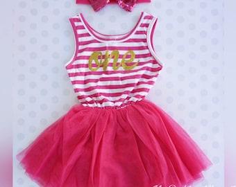 Birthday Tutu Dress