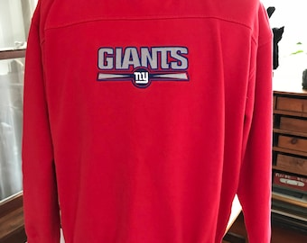 NFL New York NY Giants Sweatshirt