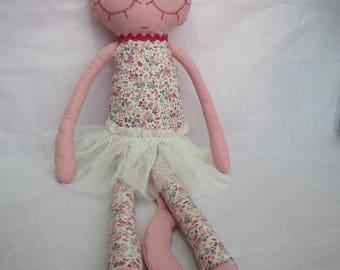 Jay Dam' cat * grew, decorative stuffed fabric, retro style
