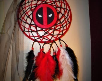 Marvel Deadpool dreamcatcher, NEW!!!!