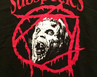 Subspecies/ Promotional Movie T-Shirt