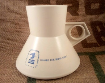 US Mail Travel Plastic Cup - United States Postal Service