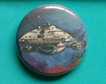 Star Trek: Voyager Button