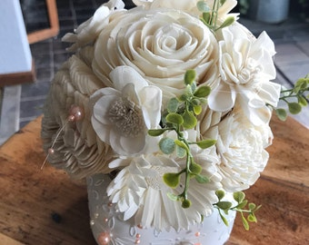 White Star Floral Bouquet
