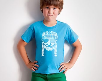 Have A Willie Nice Day (White Print) Youth T-Shirt