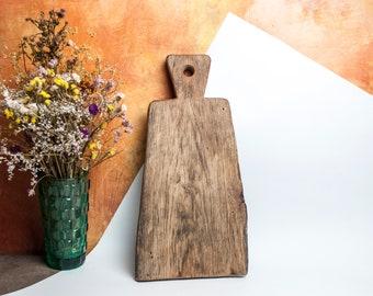Rustic chopping board, Wood cutting Board, French cutting board, cheese board, butchers block, Huge cutting board, Rustic cutting board
