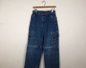 90s Carpenter Jeans Size 26, Carpenter Denim, Carpenter Pants, 90s Denim 26