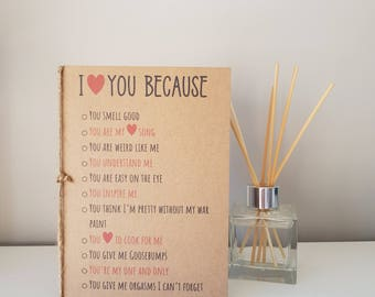 Funny valentine card, card for him, Naughty card, Funny anniversary, Funny love card, Humorous card, Birthday Card, Funny greeting card,