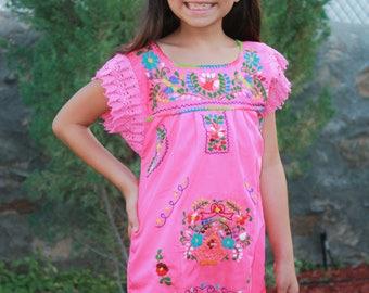 San Gabriel Dress (Girls)