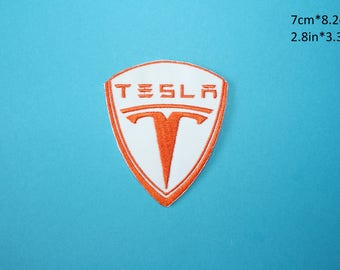 Car Embroidered Emblem Embroidered Iron On Patch