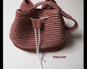 Handbag crochet YdeKado handmade