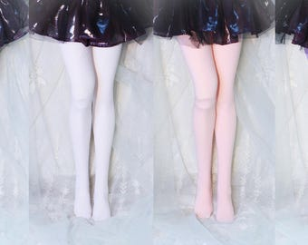 BJD Doll clothes,SD MSD Minifee Pantyhouse stockings,4 colors