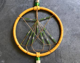 "Lakota ""Tipi"" Dreamcatcher"