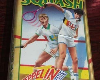 World Championship Squash Commodore 64