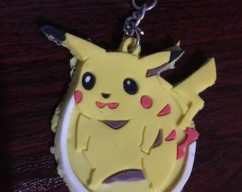 Pokemon Pikachu Keyring/Keychain