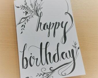 Beautiful handmade birthday, anniversary, wedding, occasion cards