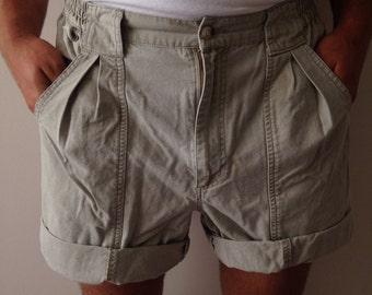 Vintage Eddie Bauer Utility Shorts