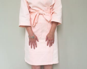 Bridesmaid Waffle Weave Personalised Robes