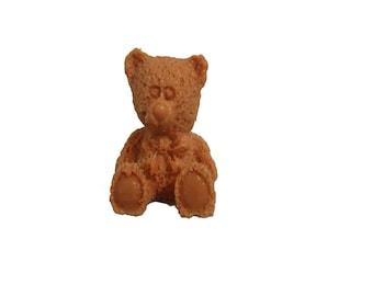 Bear shaped soap
