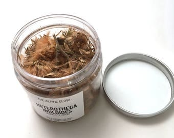 ARNICA FLOWERS - Apothecary Herbs - Dried Arnica - Botanicals - Arnica Toner - Bath Tea - Facial Steam - 4 OZ