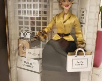 Barbie ~ I Left My Heart in San Francisco ~ Special Edition ~ See's Candies