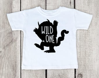 Wild One Shirt, Wild Things Party, Where The Wild Things Are, Wild Things Outfit, Wild One Outfit