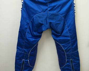 Vintage JT RACING USA//Honda Motorcross Pants//Old School Motorcross Sinisalo