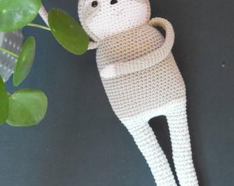 Pablo sloth crochet
