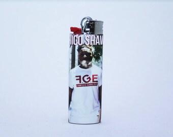 Rico Shaw Custom Made Bic Lighter - High Quality