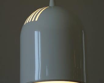 1980's RAAK planter pendant lamp | suspension