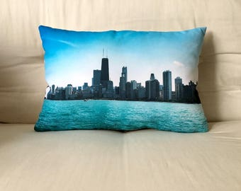 Cushion: Chicago