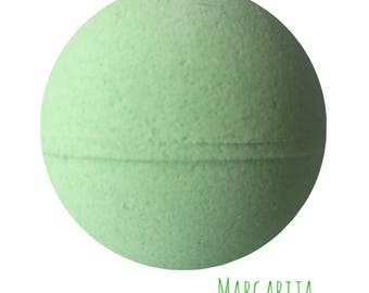 Margarita Bath Bomb|Fruity Bath Bomb, Citrus Bath Bomb, Bath Bombs, Bath Fizzy, Bath Fizzy Bomb, Handmade Bath Bombs, Summer Bath Bombs