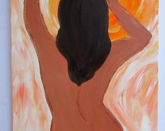 Nude Sunbather Pics 100