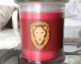 Gryffindor House Candle