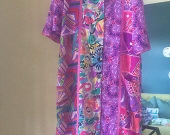 Fun 1980's Maggie Shepherds Dress