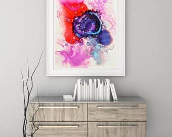 Abstract artwork, Living room wall art, Giclee Print, Home Prints, Modern art, Fine art prints, Artwork