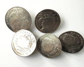 18th Century German Silver Coins