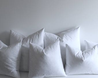down pillow inserts quality pillow inserts feather pillow inserts cheap pillow inserts
