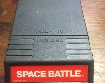 Intellivision Space Battle Game