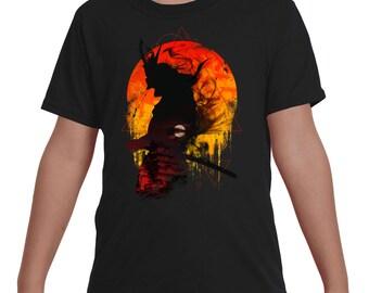 Samurai Sun Performance T-Shirt (Kids)