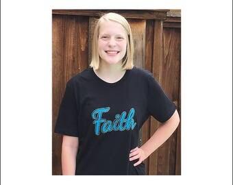 Faith T-Shirt in Black