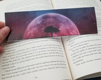 Galaxy Tree Bookmark