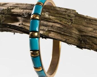 Turquoise Bangle (DF/BBL/NOO42)