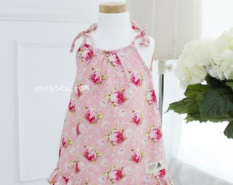 268 Florence Dress (3Y - 10Y) PDF Pattern