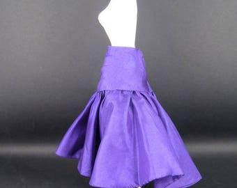 "Vintage Circa 1990 BillyBoy Mdvanii Doll Le Smart Set ""Jupon"" No.18  purple skirt"