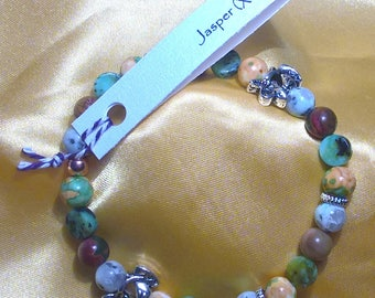 Genuine Stone Energy Bracelet *Wear the Power of the Planet* For your Mind, Body, Spirit & Fashion!